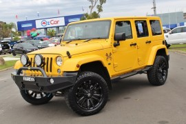 JEEP WRANGLER-UNLIMITED