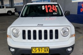 JEEP PATRIOT LIMITED (4x4) 2014