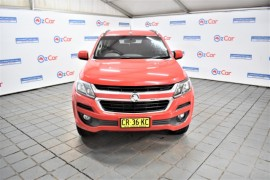 HOLDEN TRAILBLAZER LT (4x4) 2016