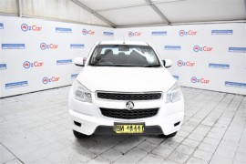 HOLDEN COLORADO LT (4x4) 2015