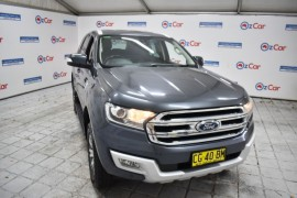 FORD EVEREST TREND 2015