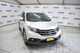 HONDA CR-V VTi PLUS+ (4x4) 2014