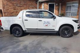 HOLDEN COLORADO RG MY19 2019