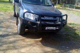 ISUZU D-MAX TF MY17 2017